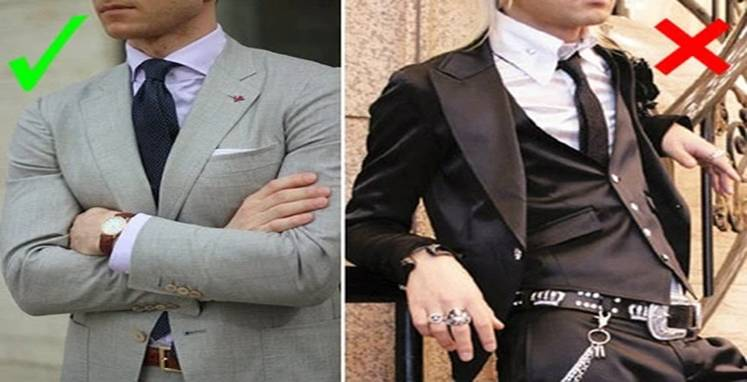 11 Fashion Mistakes Men Should Avoid While Choosing Accessories In 2021